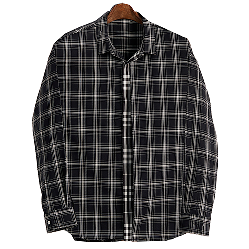 Lumiere Layered CheckShirt  출시 예정